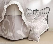 Anthropologie Bedskirt Bed Skirts