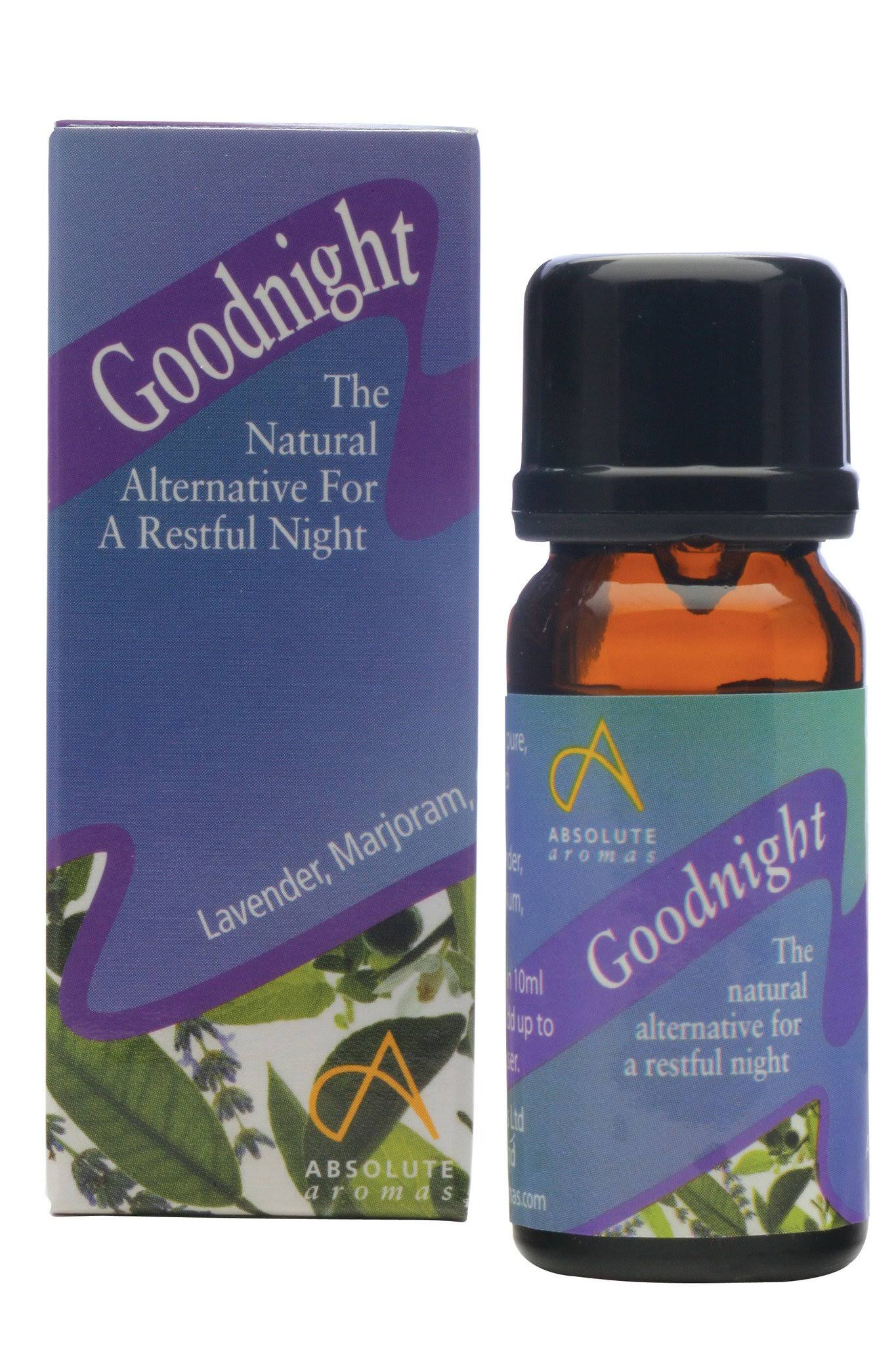 Absolute Aromas Goodnight Blend Oil 10 ml
