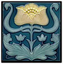 nouveau tile j c edwards magnolia