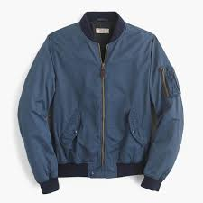 J.crew Wallace & Barnes Ma-1 Bomber Jacket In Blue For Men | Lyst Wallace Barnes Corblock Bomber Jacket Men Coats Jackets Jcrew Cottontwill Bomber Jacket In Black For Wide Eyes Tight Wallets Mens Fall And Winter Casual Jackets Lined Gransden Green Lyst Flight Sherpacollar Wool Shelingcollar Spring Menswear Button Downs Feel The Power Of Womens Leather Accsories 23 Best Images On Pinterest Bombers