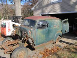 1953 Chevrolet Panel Truck F/S $750 SOLD - Cars For Sale - Antique ... 10 Vintage Pickups Under 12000 The Drive 1953 Chevygmc Pickup Truck Brothers Classic Parts Ford Fr100 Panel Cammer Side Angle 1920x1440 Wallpaper Chevrolet For Sale Classiccarscom Cc1055873 Rare Custom Built 1950 Double Cab Youtube Chevy 1949 1951 1952 49 50 51 52 Panal Van Rat 1954 Hot Rod Network 4719551 Suburban Bolton S10 Frame Swap