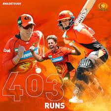 Perth Scorchers ScorchersBBL Twitter