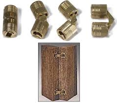 Installing Non Mortise Cabinet Hinges by Flush Cabinet Hinges