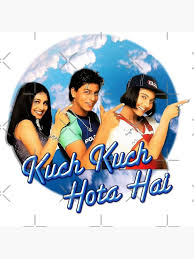 shahrukh khan vintage design kuch kuch hota hai greeting card
