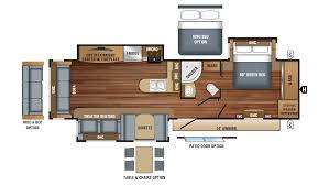Jayco 2014 Fifth Wheel Floor Plans by 2018 Jayco Jay Flight 34rsbs Model
