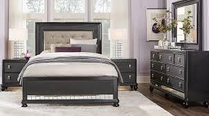 sofia vergara paris black 5 pc queen bedroom queen bedroom sets