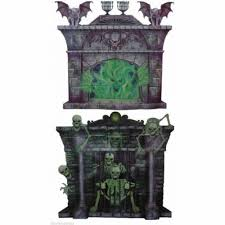 Halloween Scene Setters by Party Wall Decorations And Scene Setters Shenra Com