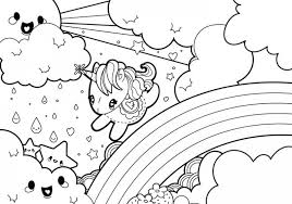 Unicorn Coloring Pages Free Printable 51582