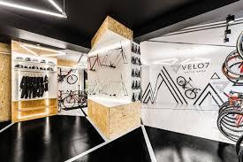 100 Boutique Studio Mode Velo7 Une Boutiqueatelier Ralise Par Le Studio Darchitecture