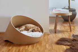 modern cat creative modern cat bed editeestrela design