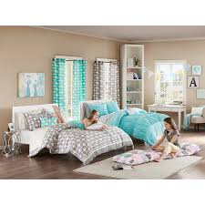Vs Pink Bedding by Amazon Com Turquoise Blue Aqua Girls Full Queen Comforter Set