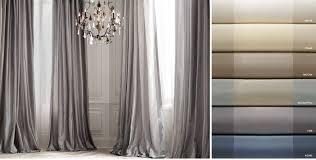 Light Grey Curtains Canada by Window Drapery Rh