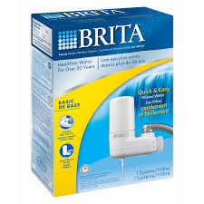 Brita Faucet Mounted Water Filters by Brita Faucet Mount Filtration System Lowe U0027s Canada