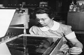 Katharine Burr Blodgett Was The First Woman To Be Awarded A PhD In Physics From University Of Cambridge 1926After Receiving Her Masters Degree