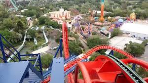 Congo River Rapids Ride At Busch Gardens Tampa Florida USA Busch