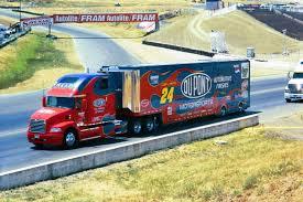 100 Jayski Trucks Mack Hauler NASCAR Transporter DuPont NASCAR Nascar Trucks