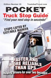 Road Life Media, The Pocket Truck Stop Guide®