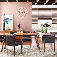 Contemporary Modern Dining Room Leather Chairs Curious Grace