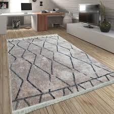 möbel wohnen designer teppich kurzflor wohnzimmer