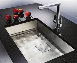 Best Kitchen Sink Material 2015 by Cool And Modern Design Of The Best Kitchen Sink Homesfeed