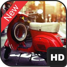 New Wallpaper Vespa HD