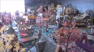 Lemax Halloween Village Ebay by Halloween Online Auction Youtube