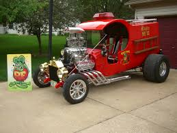 RAT FINK 1923 Model T C-Cab 392 HEMI Street Rod Fire Truck Engine No ... 1914 Ford Model T Fire Truck Vintage Motors Of Sarasota Inc F1451 Chicago 2015 Driving A Firetruck In Service When Woodrow Wilson Was President Wsj With Crew Icm Holding Plastic Model Kits Military 124 W2 Kit Hobbymodelscom Engine Pin Szerzje Jozsef Cspe Kzztve Itt Vetern Autk Pinterest Mhattan New York Usa 1st Apr Fdny Chief 1924 1910 Hyman Ltd Classic Cars 1926 This Is F Flickr Modelimex Online Shop