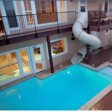 Keely This Ones For YOU And TomIndoor Pool Outdoor With Slide
