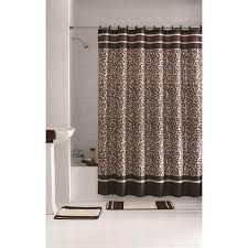 Cheetah Bathroom Rug Set by Mainstays Cheetah 15 Piece Bath Set Walmartcom Cheetah Bathroom