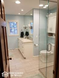 Custom Shower Remodeling And Renovation Bathroom Remodel With Glassed In Shower Taj Mahal Vanity