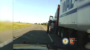100 Truck Dash Cam Cam Video Of Drunk Semitruck Driver Swerving
