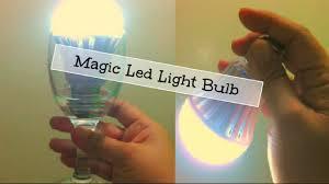 Magic Led Light Bulb Emergency Light