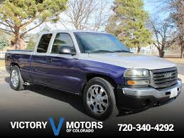 2004 GMC Sierra 1500 SL | Victory Motors Of Colorado 2004 Gmc Sierra Red Interior Google Search Trucks Nuff Said Gmc Sierra 1500 Information And Photos Zombiedrive Mooresville Used Truck For Sale Listing All Cars Sierra Work Truck Alaskan Equipment C4500 Tow Used 4500 For Sale 2046 Ccsb 2500hd Chevy Forum Cab Chassis Pickup G237 Indianapolis 2013 Base Extended Cab 53l V8 4x4 Auto 81 Parkersburg All Vehicles