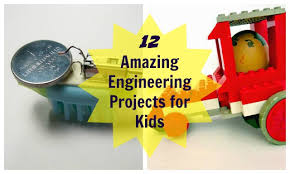 12 Amazing Engineering Projects For Kids To Try At Home