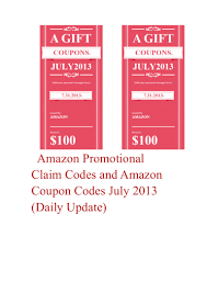 Amazon Promotional Claim Codes And Amazon Coupon Codes July 2013 25 Off Code Amazon Discount Codes Aug 2019 Finder Uk Promotional Claim And Amazon Coupon July 2013 Ign Deals On Twitter 50 Nintendo Eshop Gift Card For How To Create Onetime Use Coupon Codes Product Promotions Generator 2017 Full X32x64 Multi6 Amazonca Free Shipping Zpizza Coupons Cary Nc Track An Code After A Launch Pages 1 6 Text Version Fliphtml5 The Sleep Store Cell Phone Sale Amazonin Books Xoom In Coupons Offers Upto 80 Off Best Products Sep Find Online Massive Savings Check One