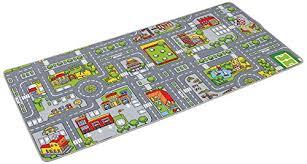 tapis de jeux voitures tapis de jeu circuit pour voiture 150 x 80 cm fr jeux et