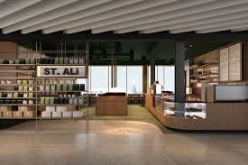 100 Jcb Melbourne Coffee Hub ST ALi Lands In Airport Latest News
