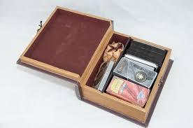 magic edh deck box mtg realm alpha grimoire deck box