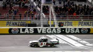 100 Nascar Truck Race Results NASCAR Las Vegas Race Results Kyle Busch Gets Dominating Home