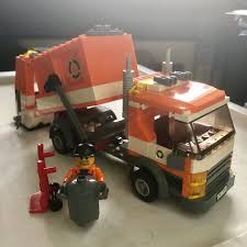 100 Lego Recycling Truck 4d1b800ad0b9 Promo Code Retired Lego 7991 Recycling Truck