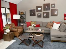 Red Living Room Ideas by Gray And Red Living Room Ideas Room Image And Wallper 2017