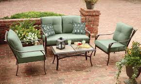 Kmart Jaclyn Smith Patio Furniture by Grand Harbor Anderson 4 Piece Seating Limited Availability