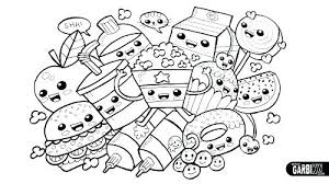 Kawaii Coloring Pages Beautiful Photos Of The Download