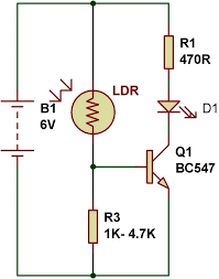 Nice Uses For Ldr Gallery Electrical Circuit Diagram Ideas
