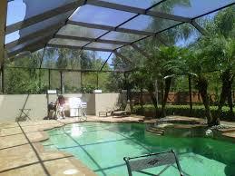 Cabinet Refinishing Tampa Bay by Painting Tampa Bay Pool Enclosure Painting Tarpon Springs Florida