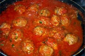 cuisine de lili recette boulettes a la viande sauce tomate sur la cuisine de lili