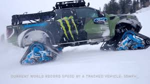 Riding Shotgun With Ken Block In The Ford F-150 RaptorTRAX - YouTube Pin By David Tourn On Suv Historia Y Usos Pinterest Mattracks 105150 Series Truck Tracks Mountain Grooming Equipment Powertrack Systems For Trucks What Is This Ctraption Its Swamp Traxx The Off Road Trax Snow For Trucks Prices Right Track Systems Int Kids Gift Toy Remote Controlled 24 Ghz Thunder Rc N Go Truck Track Suvs Youtube Front Of New Holland T8410 Smart Farm Equipment Ken Blocks Raptor Custom Rubber 400 Cversions