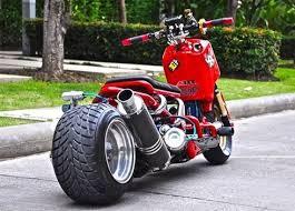 Honda Zoomer X Do Turbo