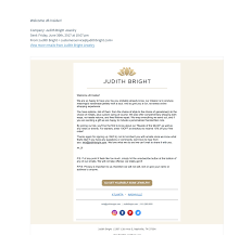 100 Condo Newsletter Ideas 11 Welcome Email Template Examples That Grow Sales From Day 1