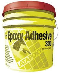 Tile Redi Niche Thinset by Laticrete Latapoxy 300 Epoxy Adhesive Thinset Epoxy Thin Set